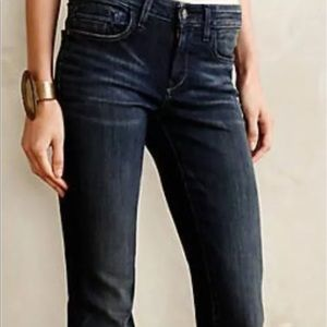 Pilcro and Letterpress Jeans No. 25 Stet Fit Flare